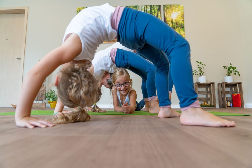 11.02.2020 Yoga für Kinder- ein besonderer Tag!