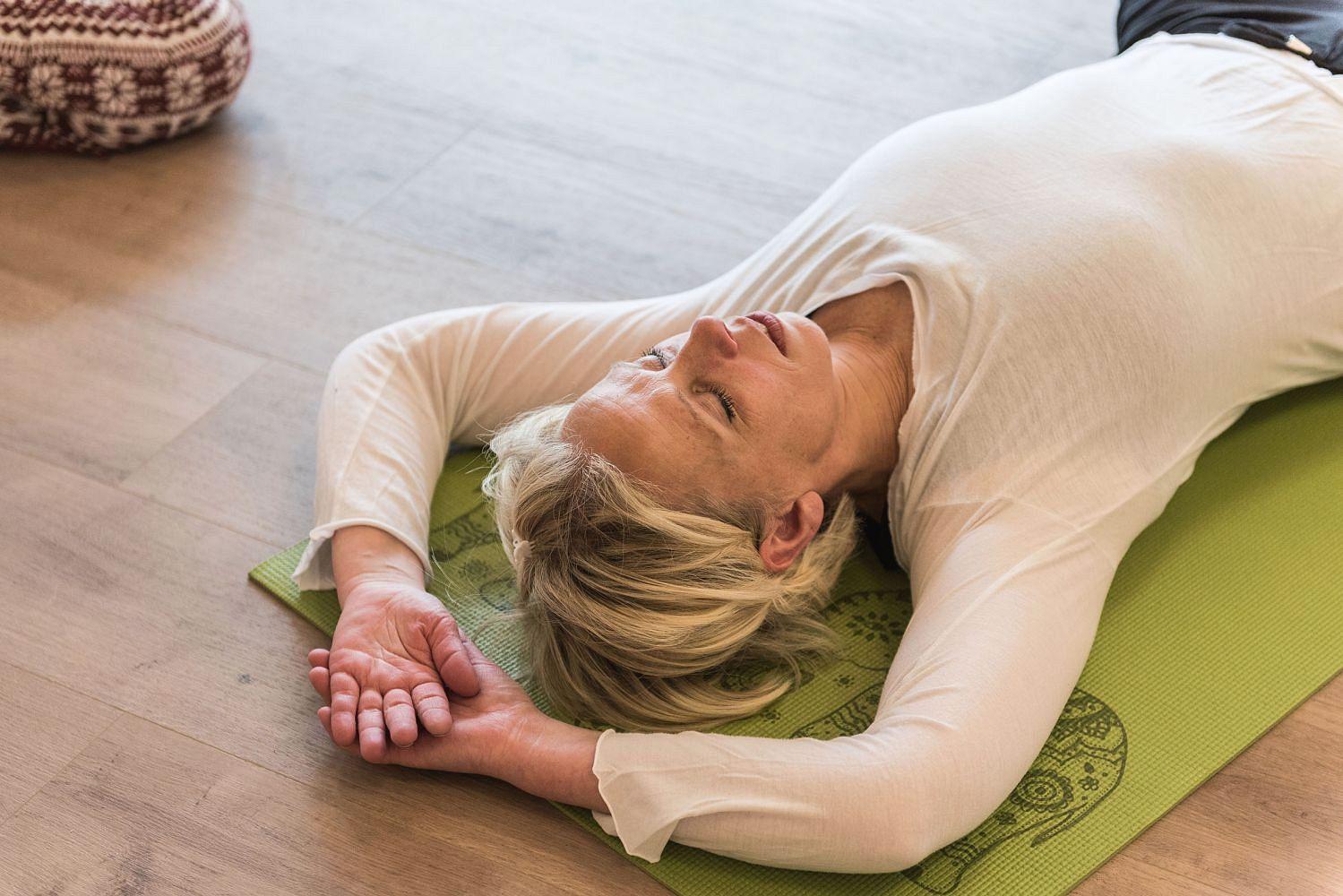 Privatstunde oder therapeutisches Yoga